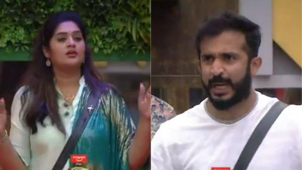 Bigg Boss Telugu 5 Week 3 Nominations: నీవు మగాళ్లతో అలా బిజీ.. లహరిపై ప్రియ ఘాటుగా, రవి ఫైర్