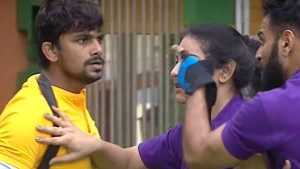 Bigg Boss Telugu 5: నా టీషర్ట్లో చేయిపెట్టి? చిల్లరదానా.. కార్తీకదీపం ఉమపై అనీమాస్టర్ ఫైర్