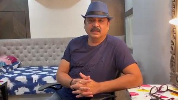 Sai Dharam Tej Accident: ప్రమాదం అలానే.. మరోసారి మాట్లాడకు.. జాగ్రత్త.. శ్రీకాంత్కు నరేష్ వార్నింగ్