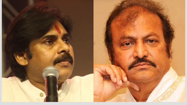 Pawan Kalyan Fires On Mohan Babu: మీకు ఏదో రోజు మూడుతుంది.. మాట్లాడు అంటూ పవన్ కల్యాణ్ ఫైర్