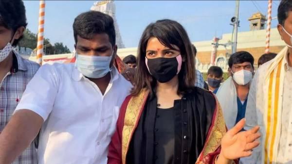 Samantha Divorce rumours: మీకు కాస్తయినా బుద్ధి ఉందా? తిరుమలలో సమంత ఆగ్రహం