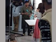 మెగాస్టార్ చిరంజీవి గారితో నటించడం ఎమేజింగ్:  కాజల్