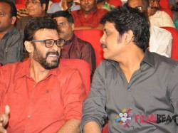Nagarjuna And Venkatesh Together For Naga Chaitanya