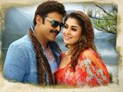 Babu Bangaram Movie Review