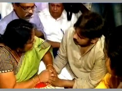 Pawan Meet His Murdered Fan S Family