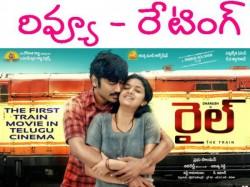 Dhanush S Rail Movie Review