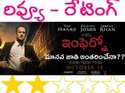 Tom Hanks S Inferno Movie Review