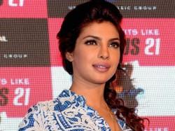 Priyanka Chopra Hospitalised After Accident On Quantico Se