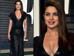 Priyanka S Gracious Appearance Oscars After Party