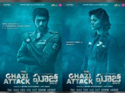 Ghazi First Weekend Collections