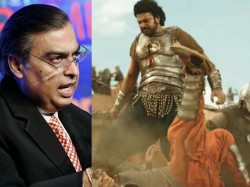 Jio Indirect Support Baahubali Trailor Record