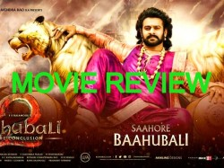 Baahubali 2 The Conclusion Review Visual Treat On Indian Silver Screen