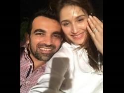 Zaheer Khan Gets Engaged Long Time Girlfriend Sagarika Ghatge