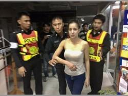 British Actress Is Arrested After Drunken Rampage Bangkok Nightclub