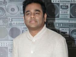 Musi Directo Ar Rahman Planning Direct Hollywood Movie A Vir