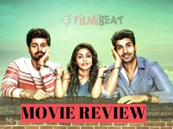 Kaadhali Movie Review Routine Love Story Influenced By Prema Desham