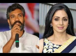 Ss Rajamouli S Next Have Mohanlal Sridevi