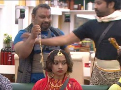 Gold Chain Theft Biggboss House Mahesh Katti Arrest