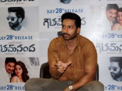 Gopichand Interview Goutham Nanda Success Hands Ss Thaman