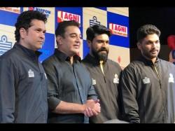 Actor Kamal Haasan Is Ambassador Team Tamil Thalaivas