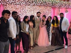 Kannada Actors Rakshit Shetty Rashmika Mandanna Are Engaged