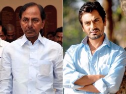 Nawazuddin Siddiqui Play Kcr Role Biopic