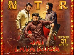 Jai Lava Kusa Trade Report First Day Collection May 30 Crores