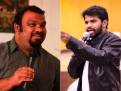 Hyper Aadi Fired On Kathi Mahesh On Facebook Post