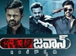 Jawaan Movie Review Sai Dharam Tej S Mind Game Drama