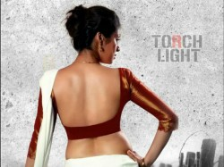 Heroine Sada Hot Look Torch Light