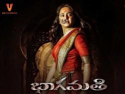 Anushka Shetty S Bhagamathie Crosses One Million Mark At Us Box Office