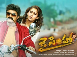 Jai Simha Closing Collections Share Rs 35 85 Cr