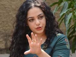 Nithya Menen Interview I Am Not Doing Mahanati Ntr Biopic