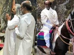 Pics From Rajinikanth S Himalayan Pilgrimage