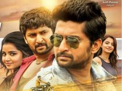 Krishnarjuna Yuddham Cinema Review Nani Away From His Magic