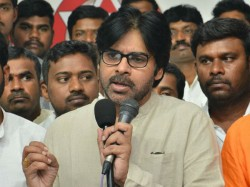 Pawan Kalyan Starts War Against Son News Channels Over Srireddy Issue