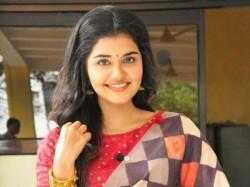 Anupama Parameswaran I Am Very Tensious Before Tej Movie Release