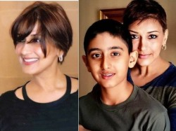 Sonali Bendre Opens Up On How She Told Son Ranveer About Her Cancer