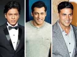 Salman Khan Akshay Kumar Forbes 100 List