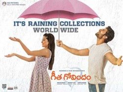 Geetha Govindam 2 Days Box Office Collection