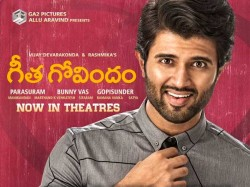 Geetha Govindam First Day Collections Report