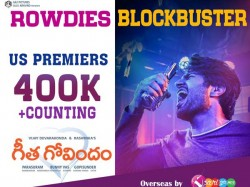 Geetha Govindam Collections Huge Response At Us Box Office
