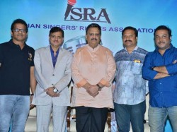 Isra Protect Every Singer Says Sp Balasubramaniam