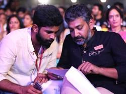 Rajamouli Son Karthikeya Starts Rrr Movie Work