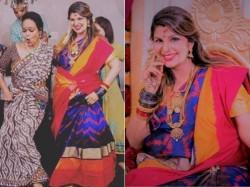 Actress Rambha Baby Shower Event