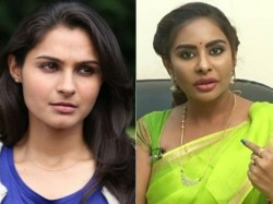 Andrea Jeremiah Reacted Over Sri Reddy Fight Over Casting Couch
