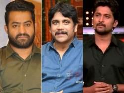 Nani Nagarjuna Guests Bigg Boss Telugu 2 Final