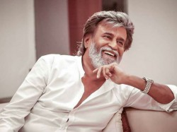 Rajinikanth Gets Mobbed Fans Lucknow While Shooting