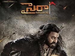 Huge Budget Single Scene Syeraa Narasimhareddy Movie