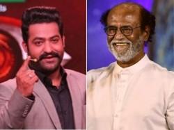 Ntr Rajinikanth To Give Voice Over To Odiyan Movie